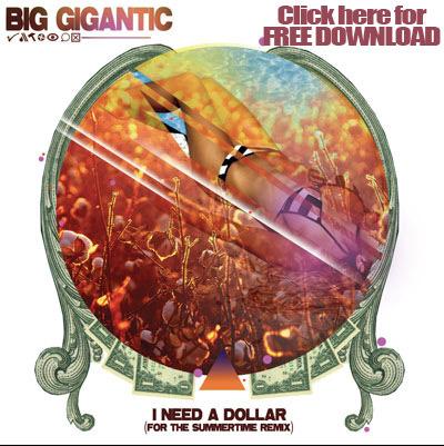 SIICK Remix of 'I Need A Dolla' (Big Gigantic Remix) - Aloe Blacc