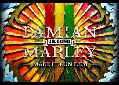 "Skrillex & Damian ""Jr Gong"" Marley - Make It Bun Dem : Reggae / Dubstep Collaboration"