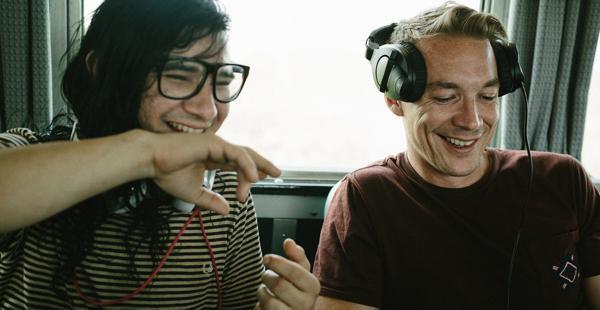 Skrillex & Diplo Announce 2 Hour Jack U Mix Of Unreleased Music
