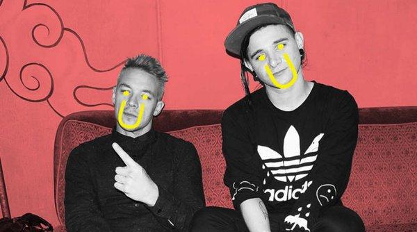 Skrillex & Diplo - To Ü Feat. AlunaGeorge (Oliver Remix) : Funky Future Bass Remix
