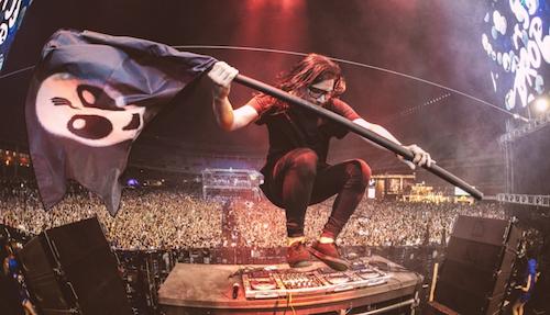 Skrillex Drops Huge Unreleased Song At Okeechobee Music Festival