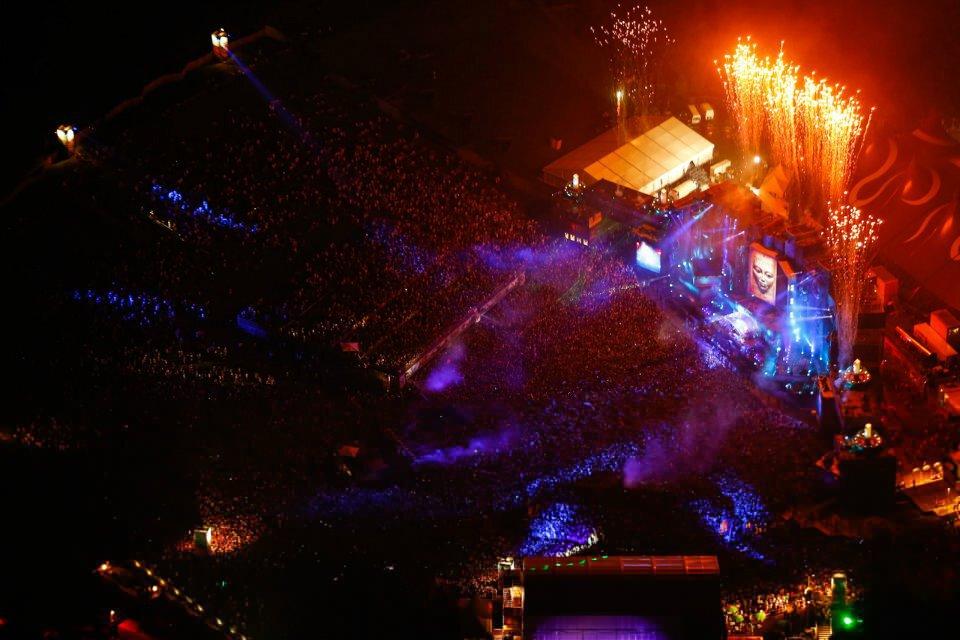 Skrillex Live Set from TomorrowLand 2012 (Belgium) Music Festival (Live Set + Video)