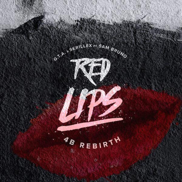 Skrillex Redlips 4B Remix Art 2