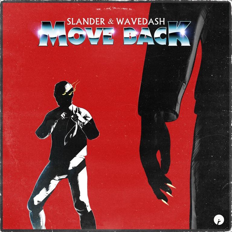 Slander wavedash move back