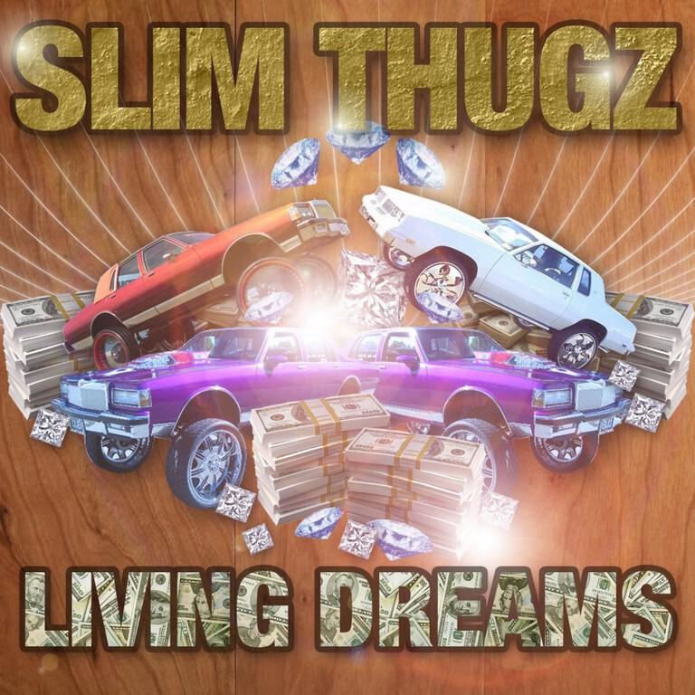 Slim Thugz - Living Dreams Ep: Sick New Electronic/Dubstep EP