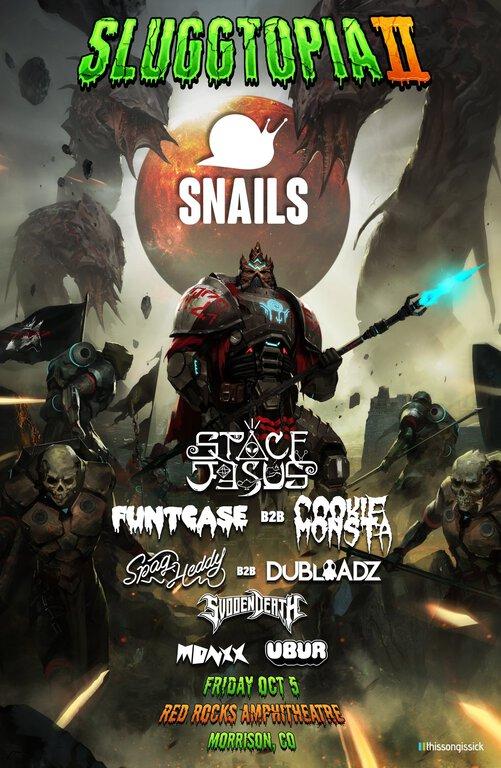 snaills sluggtopia ii