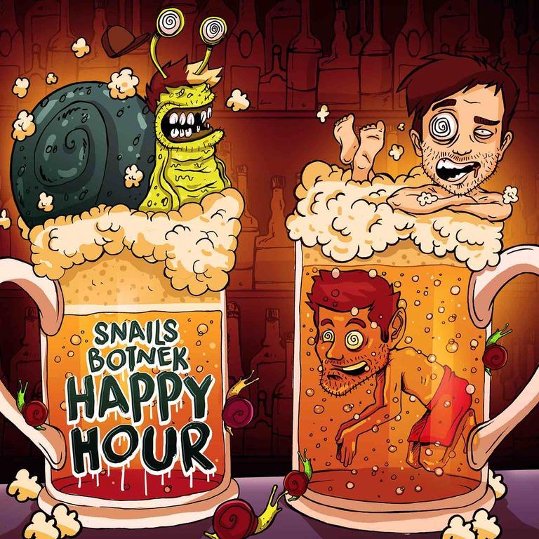Snails Botnek Happy Hour