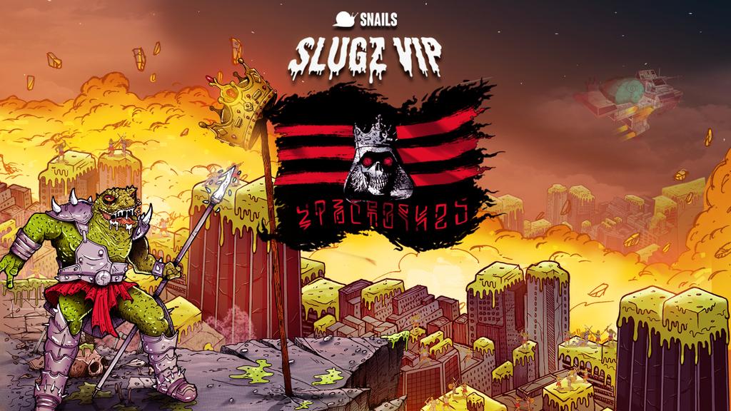 Snails Slugz VIP