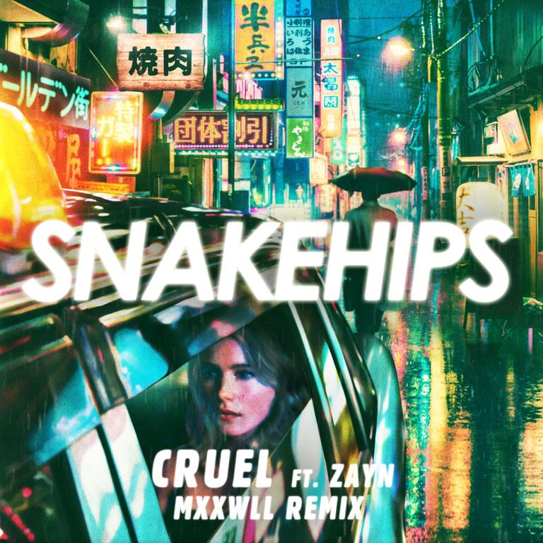 Snakehips MXXWLL Cruel Remix
