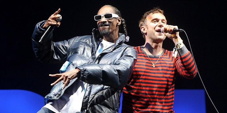Snoop Dogg Gorillaz