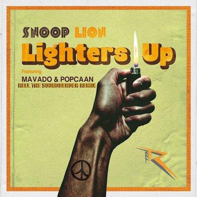 Snoop Lion - Lighters Up ft. Mavado