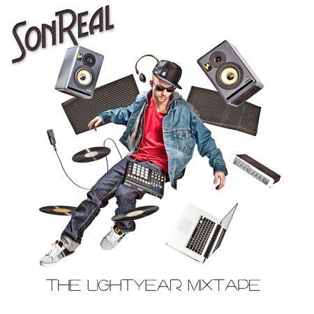 SonReal - The Lightyear Mixtape: Real Sick Chill Hip-Hop