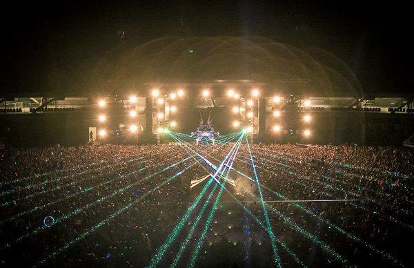 Ultra Music Festival 2012 Live Stream