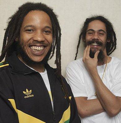 Stephen Marley - Jah Marley ft. Damian Marley: Sick New Chill Reggae