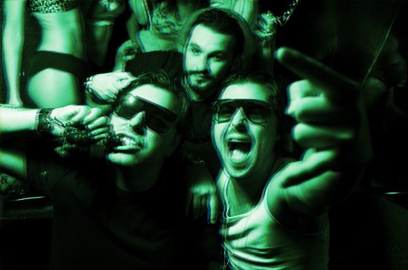 Swedish House Mafia - Save The World (Cazzette Bootleg Remix) : Filthy New Electro/Dubstep Remix
