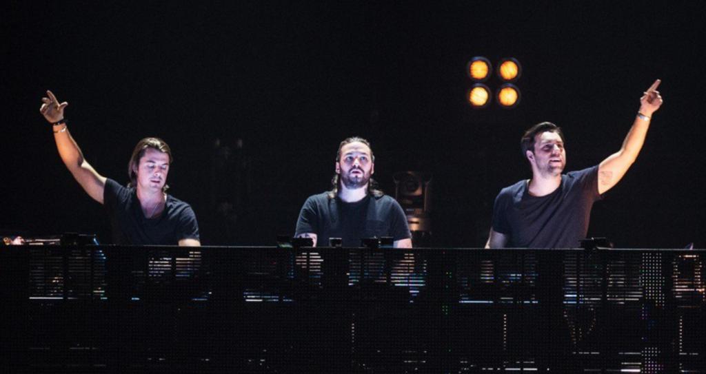 Swedish House Mafia ultra 2018