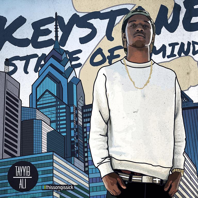 Tayyib Ali - Keystone State of Mind 2 (Mixtape) : Hip-Hop [TSIS SPONSORED]