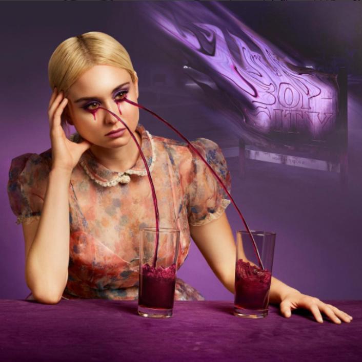 Terror Jr Bop 3 The Girl Who Cried Purple