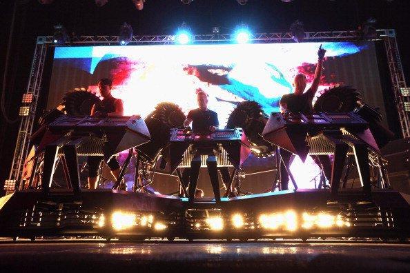The Glitch Mob - Coachella 2014 Full Live Set Video