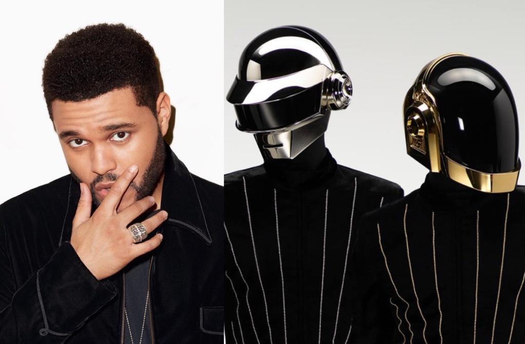The Weeknd Daft Punk 2