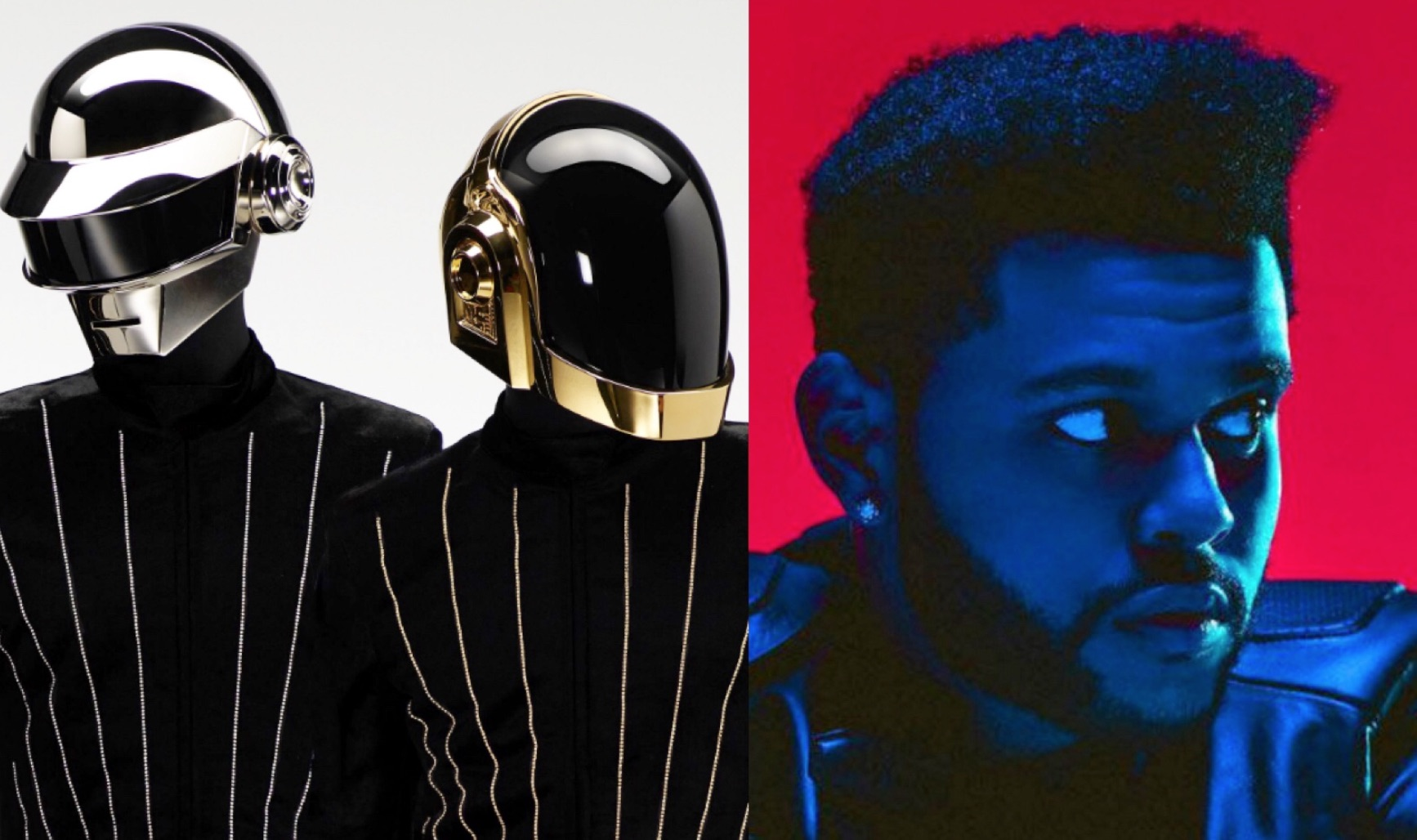 The Weeknd Ft. Daft Punk - Starboy