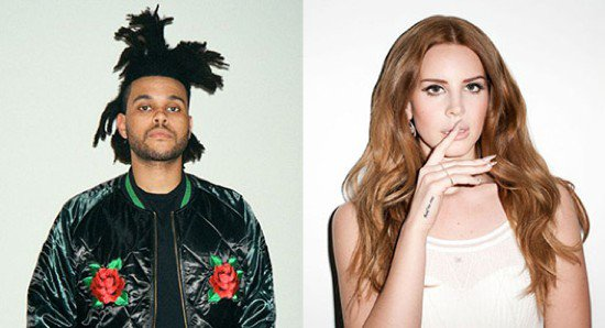 The Weeknd ft. Lana Del Rey - Prisoner : Must Hear Collaboration