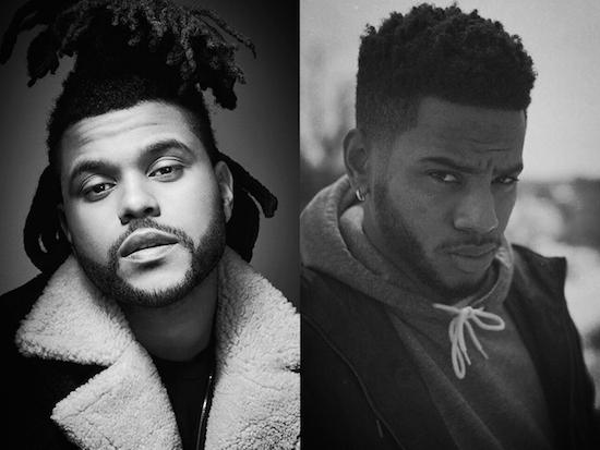 """The Weeknd Lights Up Bryson Tiller's """"Rambo"""" : Must Hear Remix"""