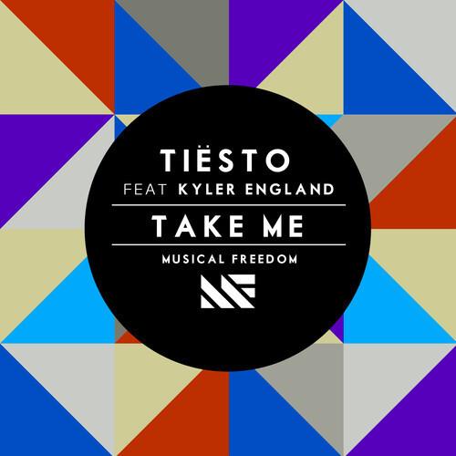 Tiësto ft. Kyler England - Take Me (Original Mix) : Progressive House Available Now