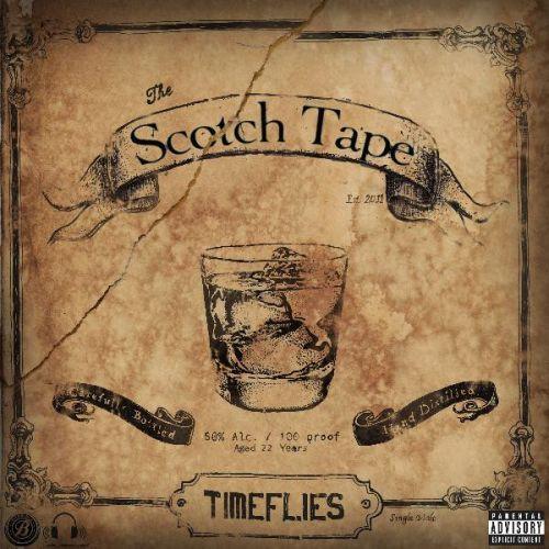 Timeflies - The Scotch Tape : Well Done Electronic / Hip Hop / Pop Album