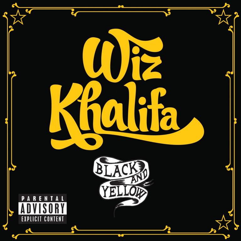 Too Sick New Hip-Hop: Wiz Khalifa - Black and Yellow