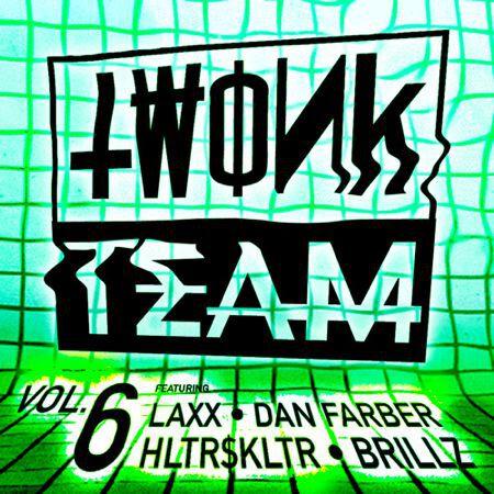 [TSIS PREMIERE] Brillz Releases Massive Trap / Bass Twonk Team Mixtape Vol 6 Feat. LAXX