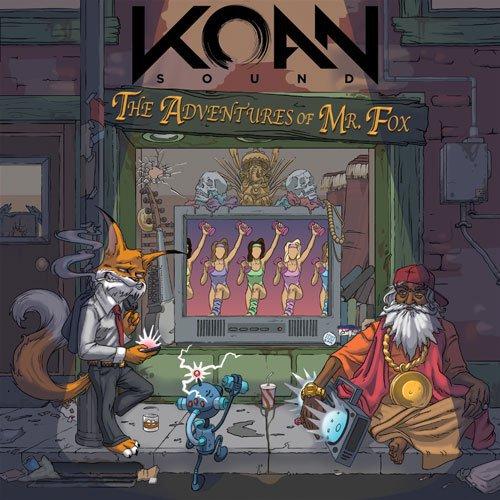 [TSIS PREMIERE] KOAN Sound - Sly Fox [OWSLA] : Must Hear Funky Glitch Hop BANGER