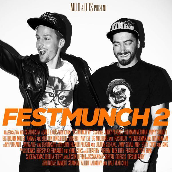 "[TSIS PREMIERE] Milo & Otis Deliver Massive Electro House Original ""Festmunch 2 (The Haunting)"" + Free Download"