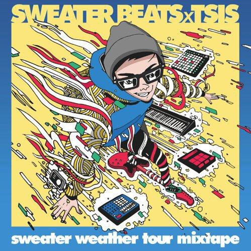 [TSIS PREMIERE] Sweater Beats - Sweater Weather Tour Mixtape Ft. Vindata