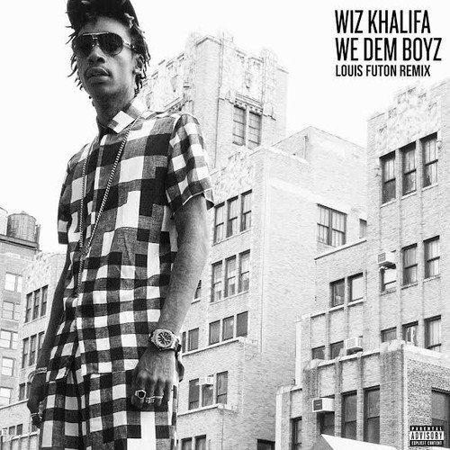 [TSIS PREMIERE] Wiz Khalifa - We Dem Boyz (Louis Futon Remix) : Must Hear Hip-Hop / Chillout Trap