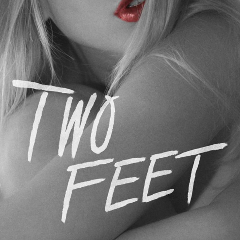 Two Feet EP Artwork