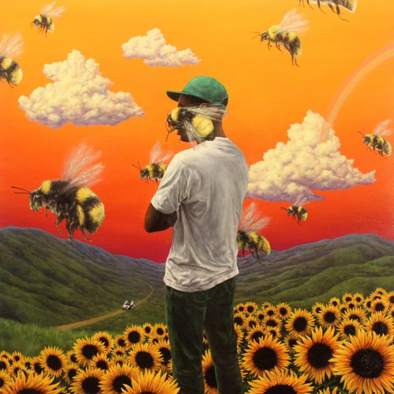 Tyler The Creator Scum Fuck Flower Boy