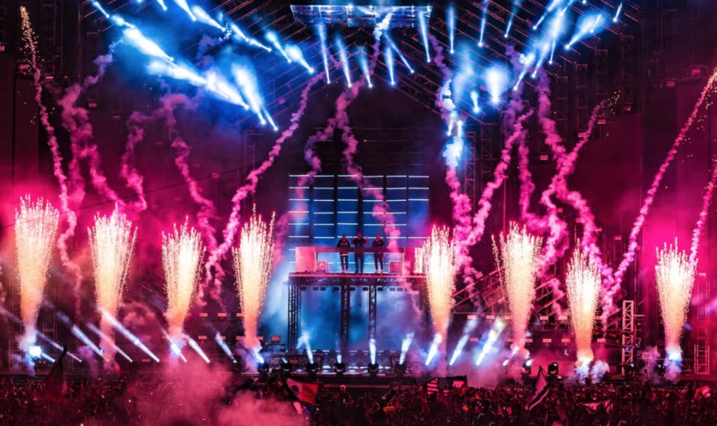 Ultra music festival 2018 sets