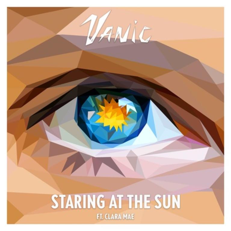Vanic Staring At The Sun Artwork