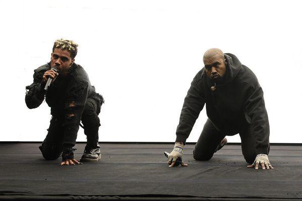 Vic Mensa - U Mad Music Video Ft. Kanye West