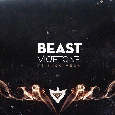 Vicetone vs Nico Vega - Beast (Original Mix) : Incredible Live Band / Progressive House Anthem [Free Download] [TSIS PREMIERE]
