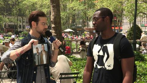 Video: Ryan Lewis Asks Macklemore Fans Who Ryan Lewis Is