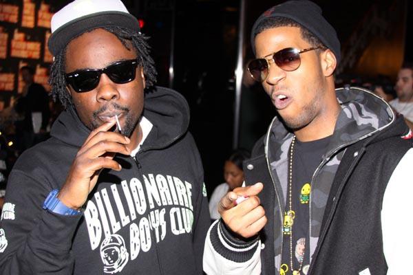 Wale - Focused (Ft. Kid Cudi) : New Sick Hip Hop Collaboration