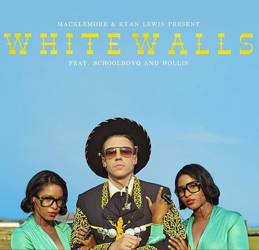 "Watch: Macklemore & Ryan Lewis drops new music video ""White Walls"" with Schoolboy Q and Hollis"
