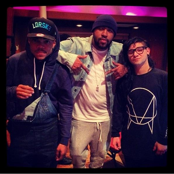 Watch: Skrillex Debuts Must Hear Chance the Rapper Collaboration