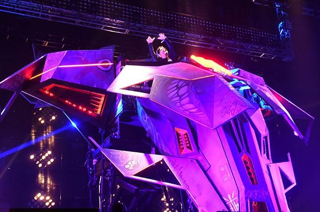 Watch Skrillex's Massive Coachella 2014 Live Set In Full
