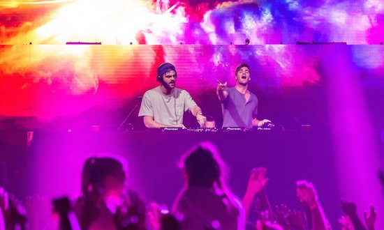 Watch The Chainsmokers Entire Ultra 2016 Live Set