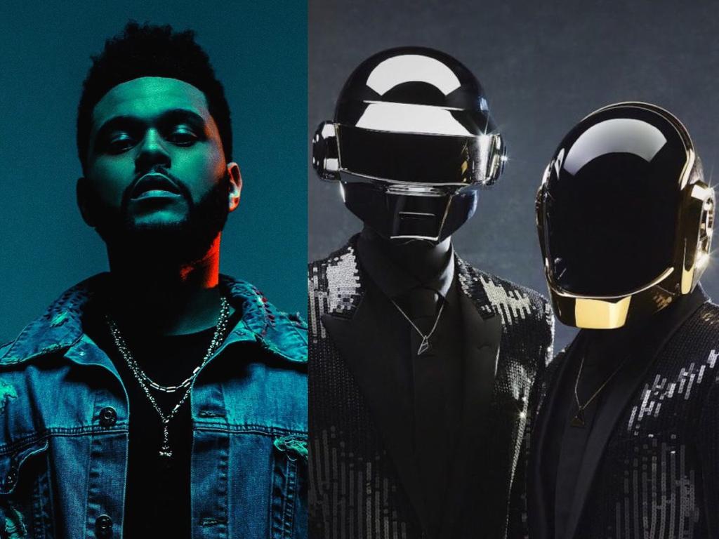 Weeknd Daft Punk I Feel It Coming