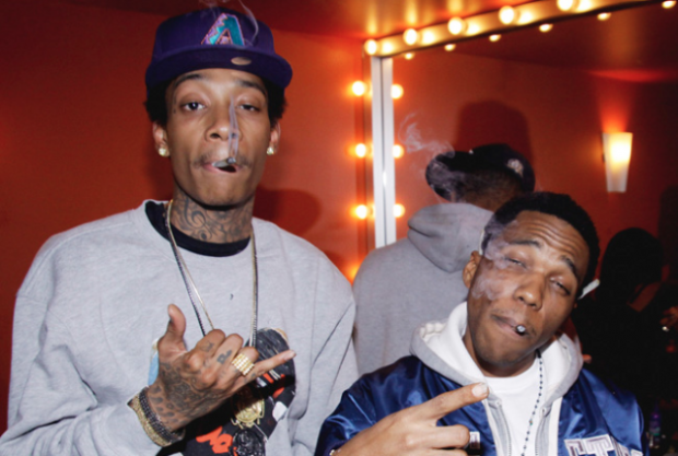 Wiz Khalifa x Curren$y - Weed Nap feat. sayitainttone (prod. By ID Labs And Frank Dukes) : Chill Hip-Hop Collaboration