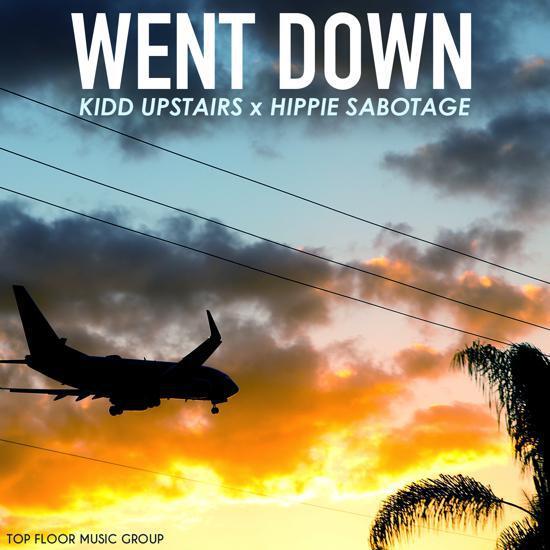"World Premiere: Kidd Upstairs x Hippie Sabotage - ""Went Down"" : Chill Electronic Hip-Hop"